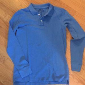 Crewcuts long sleeved polo shirt